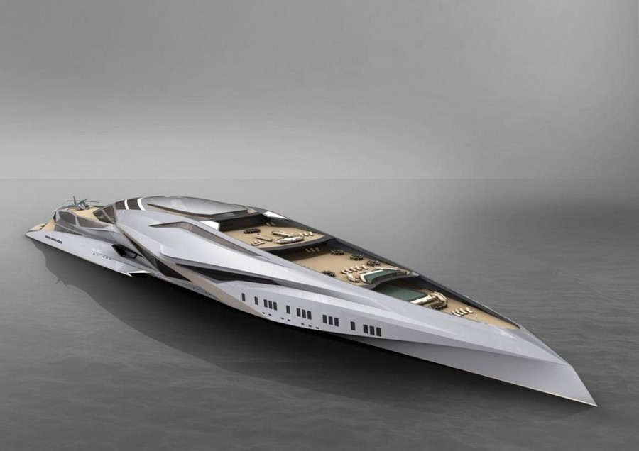 Some of 2019's most extravagant yacht concepts released so far yacht concepts Some of 2019's most extravagant yacht concepts released so far Valkyrie