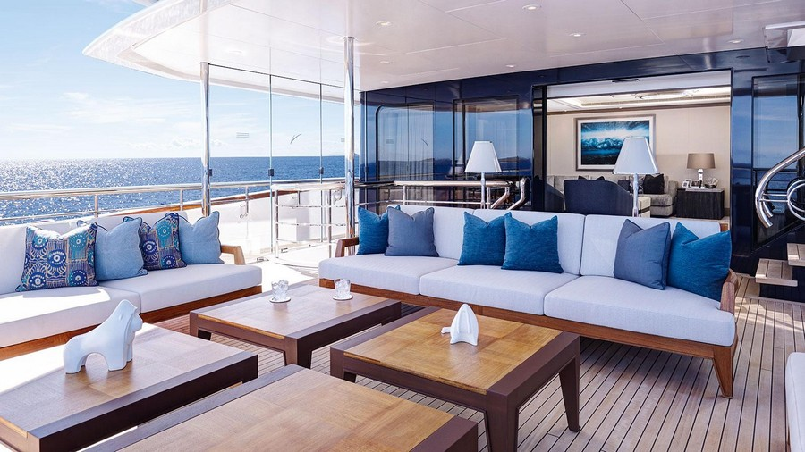 Have a look at 5 of the best luxury owner's decks in yachts decks in yachts Have a look at 5 of the best luxury owner's decks in yachts Vanish