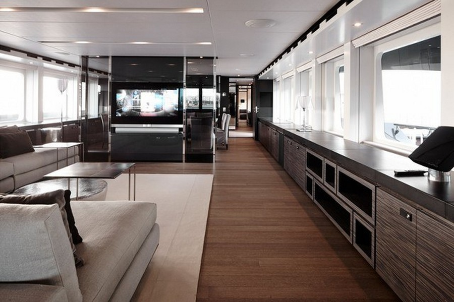yacht interiors Have a look at 50 of the greatest yacht interiors – Part 3 Venus2