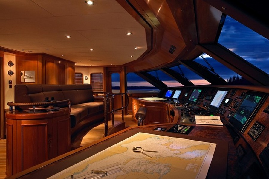 yacht interiors Have a look at 50 of the greatest yacht interiors – Part 3 Venus4