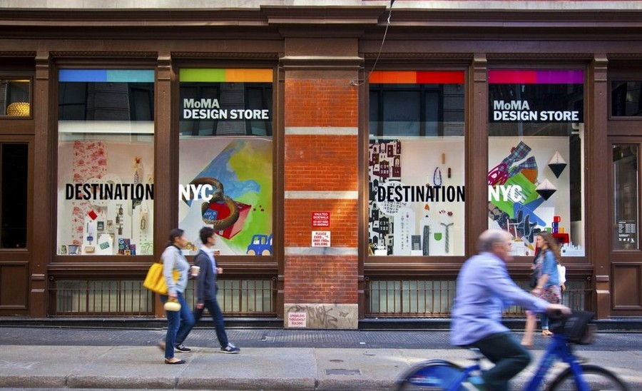 ad design show Check out our Design Guide for NY's AD Design Show 2019 new york city guide for designers moma design shop exterior 1 1400x852