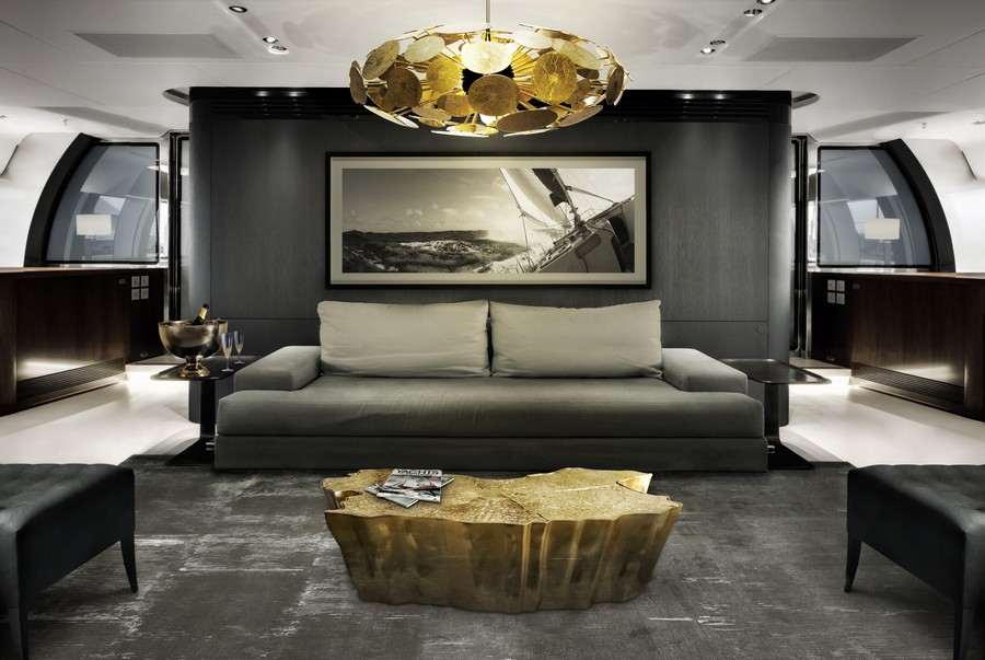 sofas Have a look at 5 of the best sofas used in Luxury Yachts BL Project Yacht 1