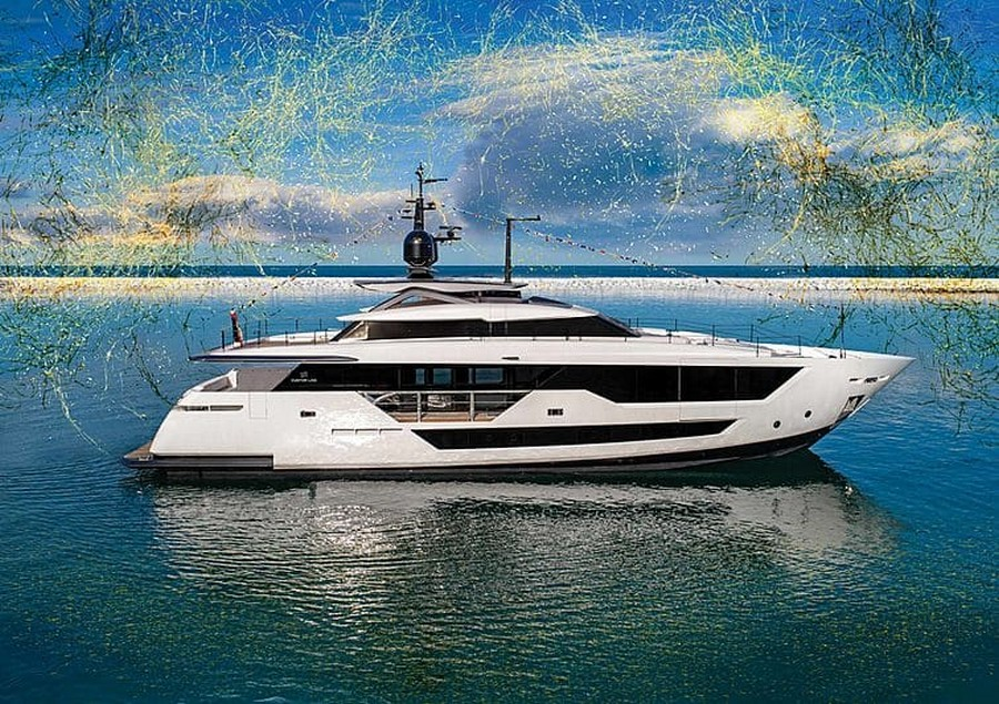 See the the all-new Custom Line 106 motor yacht from Ferretti Group ferretti group See the all-new Custom Line 106 motor yacht from Ferretti Group Custom Line 106 1