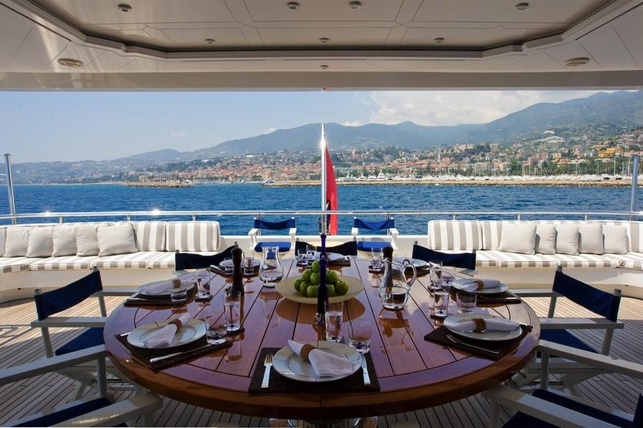 donald starkey Top yacht designers: 5 luxury yacht interiors by Donald Starkey Diamond2