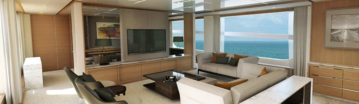 See the Johnson 115 Flagship Luxury Yacht by Design Unlimited
