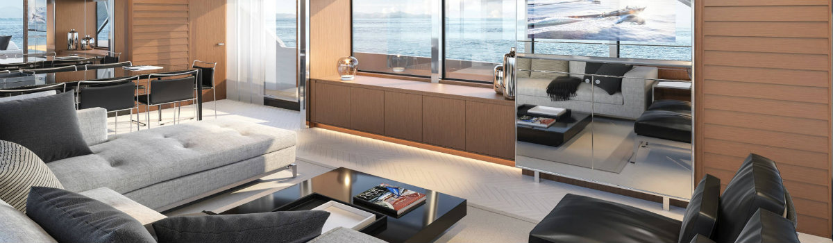 The Riva 90 Argo yacht made its premiere in Miami: have a look!