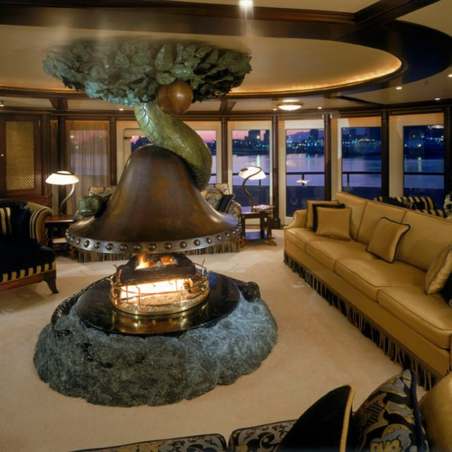 Have a peek at 5 of the hottest yacht fireplaces ever yacht fireplaces Have a peek at 5 of the hottest yacht fireplaces ever Freedom