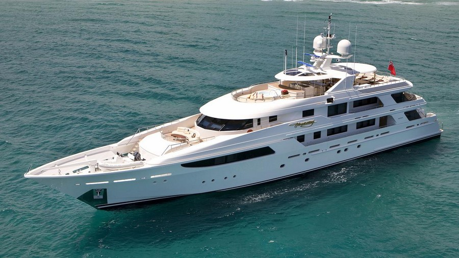 Top yacht designers: 5 luxury yacht interiors by Donald Starkey donald starkey Top yacht designers: 5 luxury yacht interiors by Donald Starkey Gigiyacht