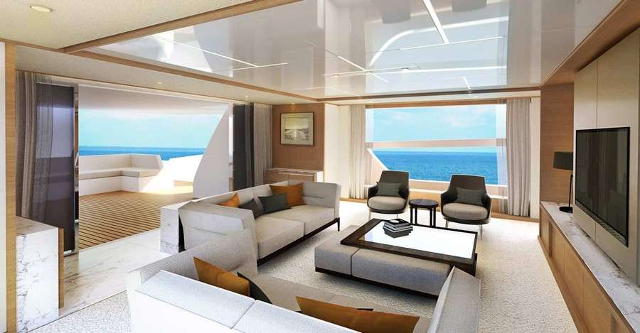 design unlimited See the Johnson 115 Flagship Luxury Yacht by Design Unlimited Johnson 115 superyacht 5