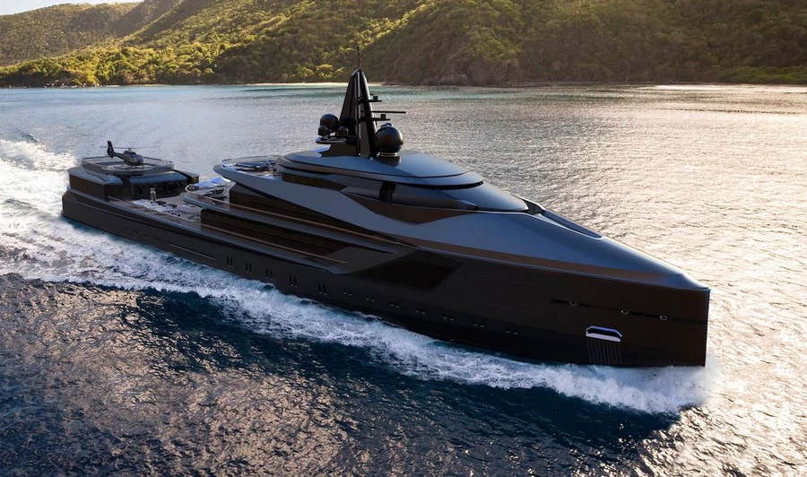 Esquel: the new Stunning Expedition Yacht Concept by Oceanco yacht concept Esquel: the new Stunning Expedition Yacht Concept by Oceanco Oceanco Esquel 1