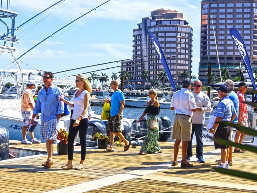 palm beach boat show Palm Beach Boat Show 2019: what we know so far PalmBeach2