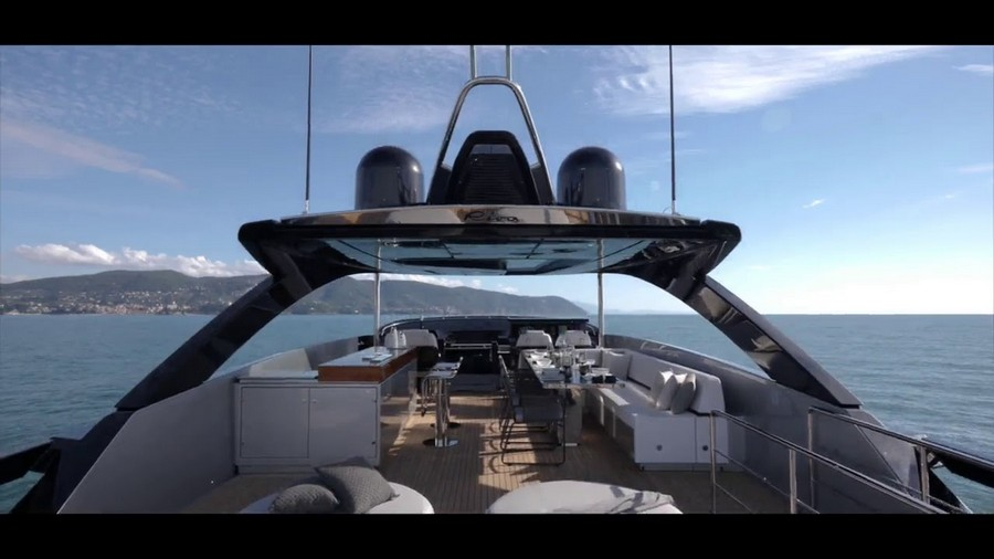 riva 90 argo yacht The Riva 90 Argo yacht made its premiere in Miami: have a look! Riva5