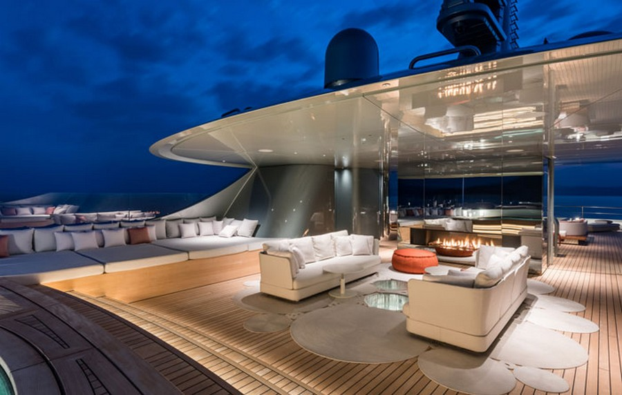 yacht fireplaces Have a peek at 5 of the hottest yacht fireplaces ever Savannah