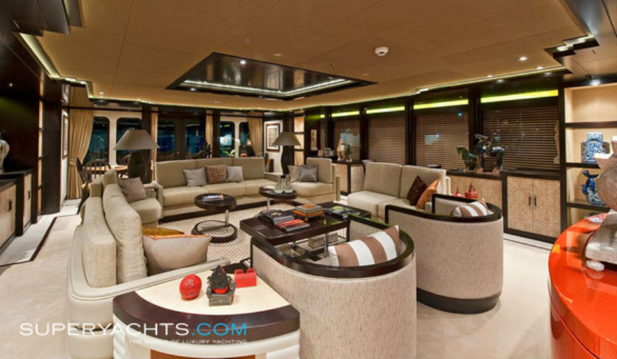 donald starkey Top yacht designers: 5 luxury yacht interiors by Donald Starkey Trident2