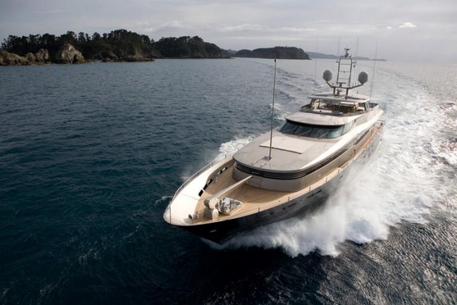 donald starkey Top yacht designers: 5 luxury yacht interiors by Donald Starkey yacht allogate