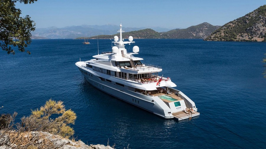 yachts to charter These are the top 5 yachts to charter during Spring Axioma1 1
