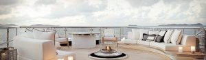 Enhance the decks of your luxury yacht with these top firepits