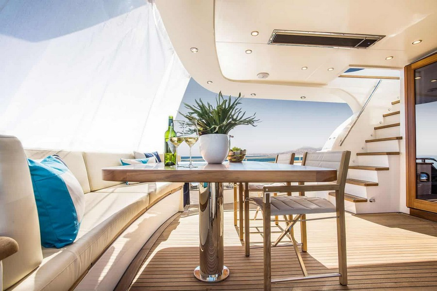 van der valk Van der Valk's new New Flybridge Motor Yacht fills the seas with JOY Joy Yacht Van der Valk 17