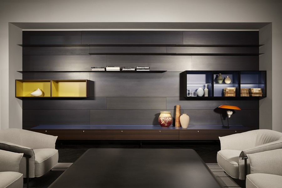 porro These products by Porro and Piero Lissoni can decorate a luxury yacht MODERN 05