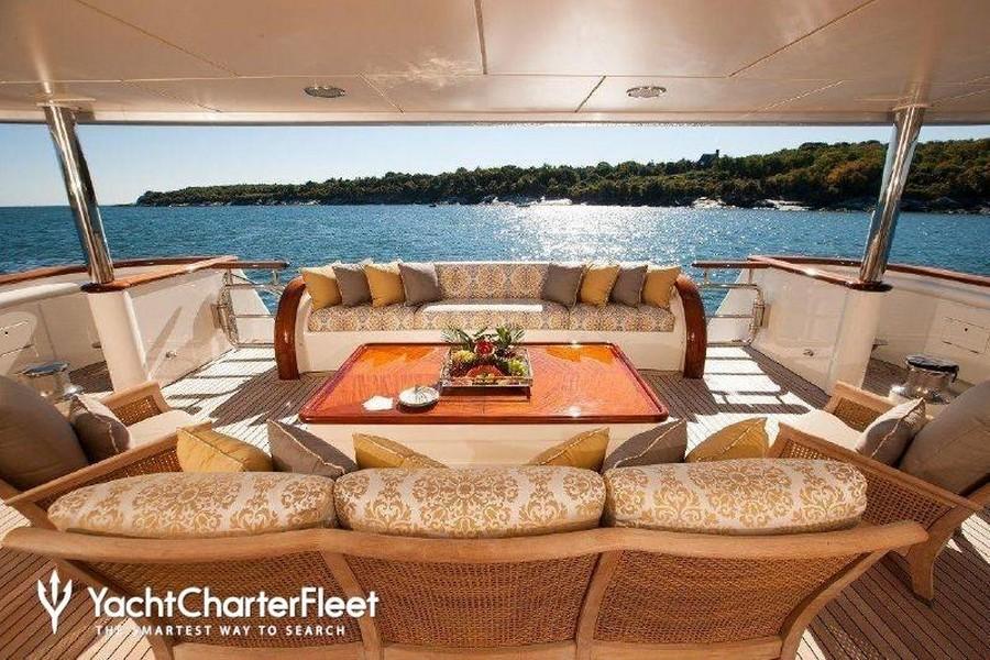 alberto pinto Top Yacht Designers: 5 Luxury Yacht Interiors by Alberto Pinto NITA K II 2