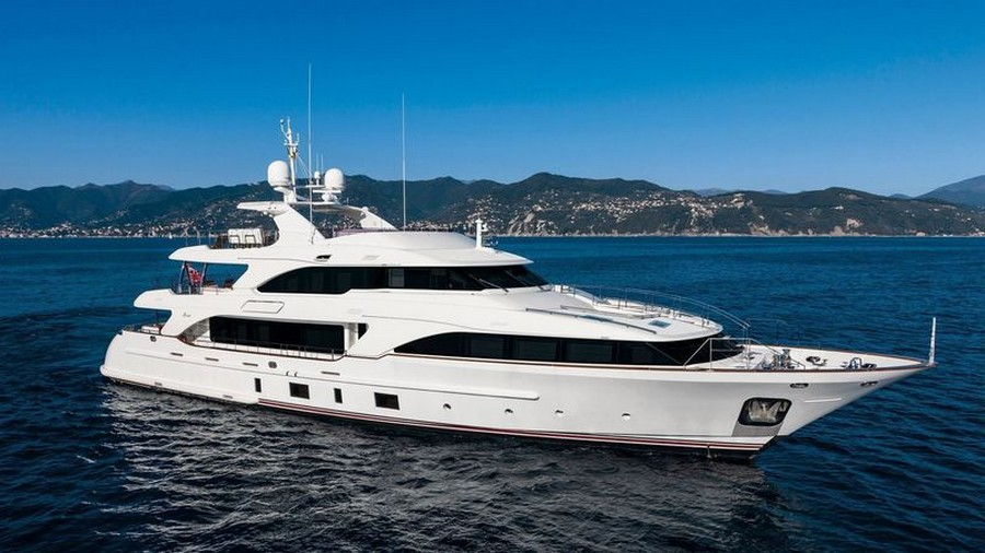 yachts to charter These are the top 5 yachts to charter during Spring Namaste1