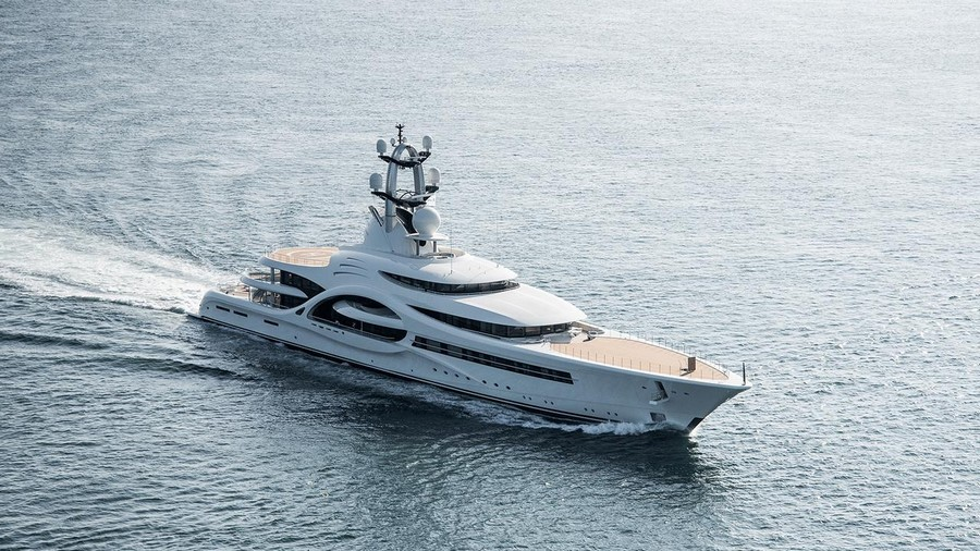 superyacht show Superyacht Show 2019: all you need to know for the event ANNA