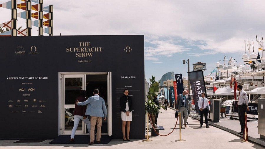 superyacht show Superyacht Show 2019: all you need to know for the event Barcelona