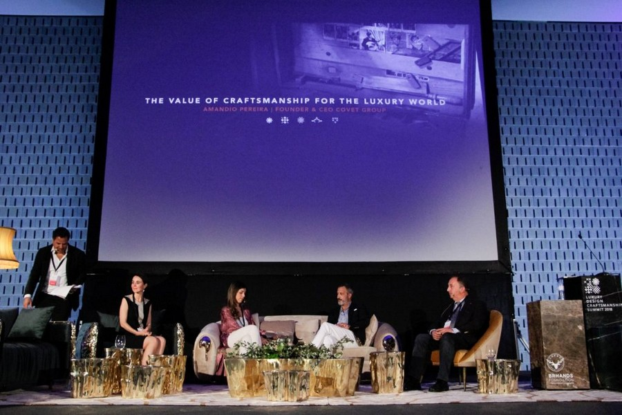 craftsmanship summit Luxury Design & Craftsmanship Summit 2019: more about this event Celebrating Craftsmanship The Luxury DesignCraftsmanship Summit 2019 5 1024x683