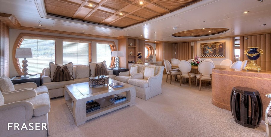 terence disdale Top Yacht Designers: 5 Luxury Yacht Interiors by Terence Disdale Deja Too3