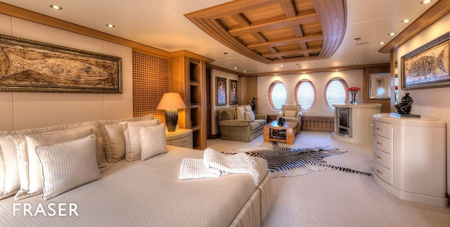 terence disdale Top Yacht Designers: 5 Luxury Yacht Interiors by Terence Disdale Deja Too5