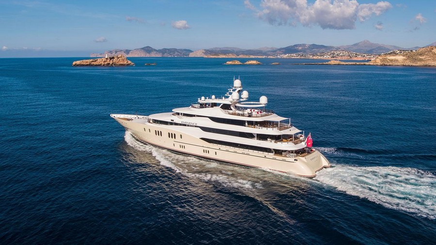 superyacht show Superyacht Show 2019: all you need to know for the event Eminence