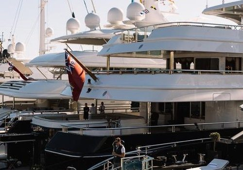 Superyacht Show 2019: all you need to know for the event superyacht show Superyacht Show 2019: all you need to know for the event FEATURE 500x350