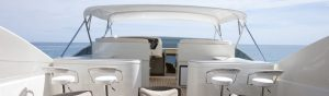 A look at pure.living's interior design yacht project Celtic Dawn
