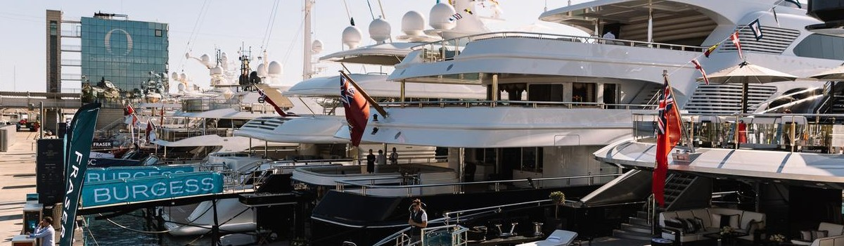 Superyacht Show 2019: all you need to know for the event