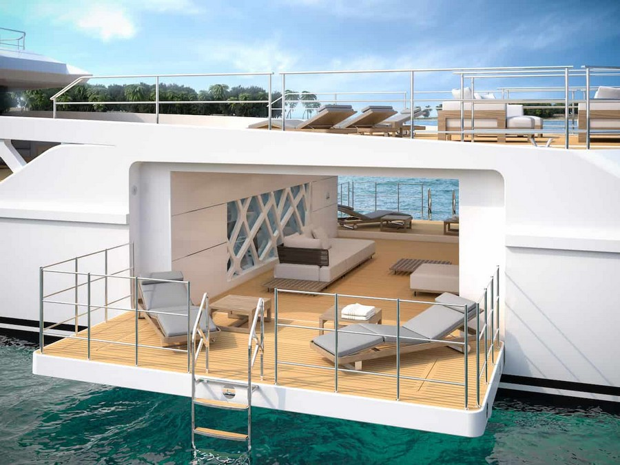 giovanni griggio Check out an amazing luxury supply vessel concept by Giovanni Griggio Rosetti Superyacht 4