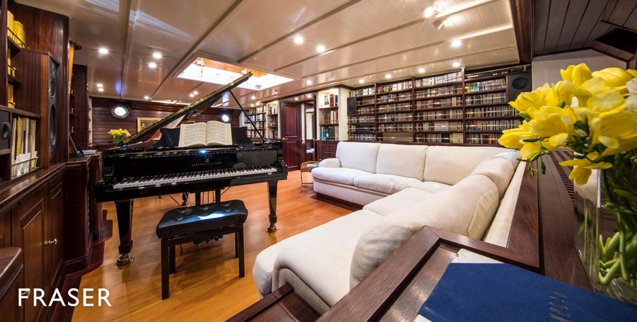 terence disdale Top Yacht Designers: 5 Luxury Yacht Interiors by Terence Disdale Shenandoah Townsend Downey2