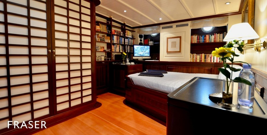 terence disdale Top Yacht Designers: 5 Luxury Yacht Interiors by Terence Disdale Shenandoah Townsend Downey4