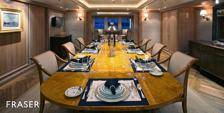 terence disdale Top Yacht Designers: 5 Luxury Yacht Interiors by Terence Disdale Tatoosh3