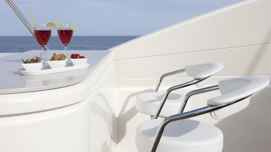 pure.living A look at pure.living's interior design yacht project Celtic Dawn yacht1