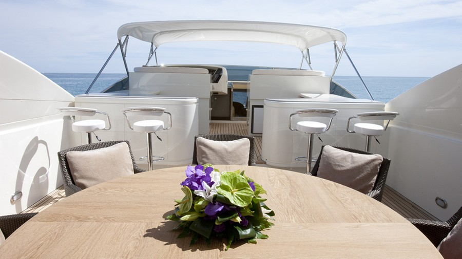 pure.living A look at pure.living's interior design yacht project Celtic Dawn yacht2