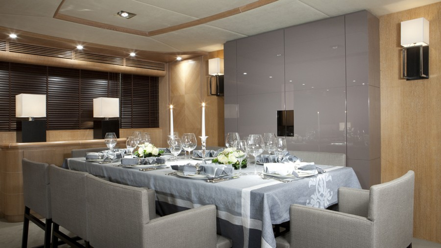 pure.living A look at pure.living's interior design yacht project Celtic Dawn yacht3