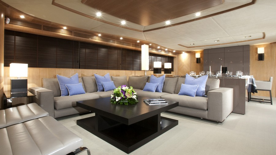 pure.living A look at pure.living's interior design yacht project Celtic Dawn yacht6