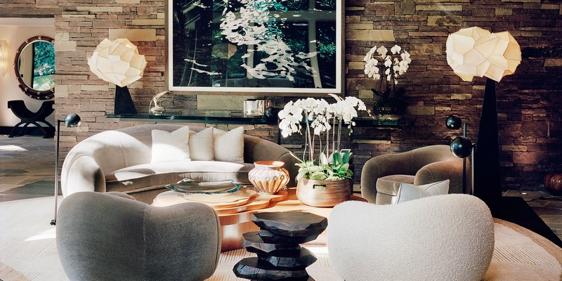 interior designers Have a look at 100 of the best interior designers of all time (PT1) Fran  ois Catroux