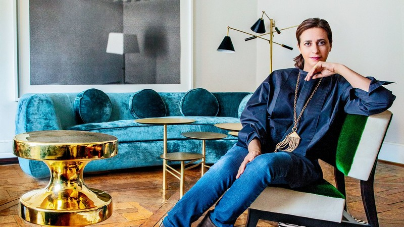 interior designers Have a look at 100 of the best interior designers of all time (PT1) India Mahdavi
