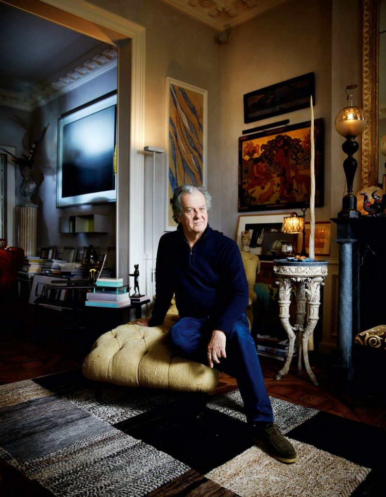 interior designers Have a look at 100 of the best interior designers of all time (PT1) Jacques Grange