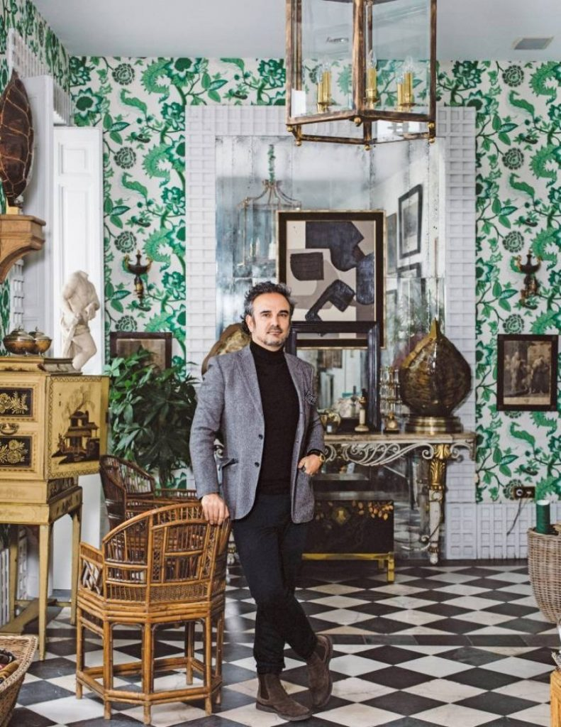 interior designers Have a look at 100 of the best interior designers of all time (PT1) Lorenzo Castillo