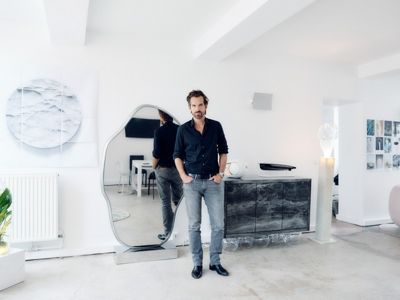interior designers Have a look at 100 of the best interior designers of all time (PT2) Mathieu Lehanneur