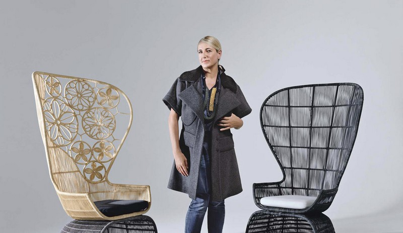interior designers Have a look at 100 of the best interior designers of all time (PT2) Patricia Urquiola