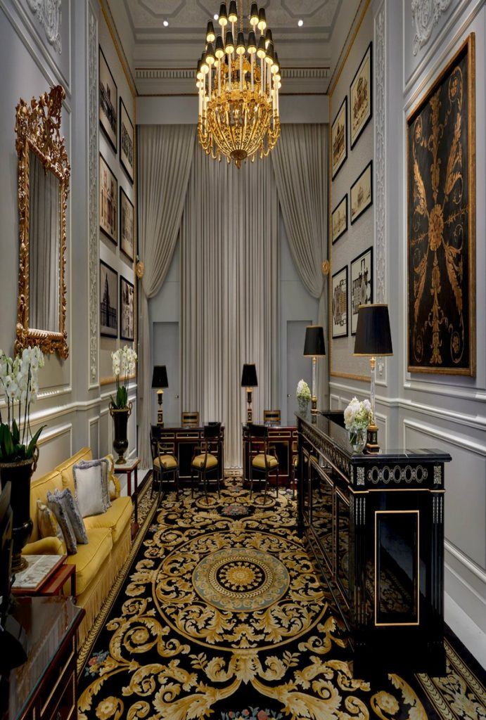 interior designers Have a look at 100 of the best interior designers of all time (PT2) Pierre Yves Rochon