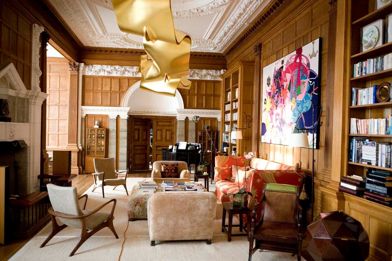 interior designers Have a look at 100 of the best interior designers of all time (PT2) Robert Couturier